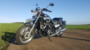 Yamaha Vmax Full Power US Spec. V. Low Miles