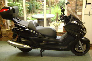 Yamaha Majesty 400 Black FSH 6715 miles Full MOT