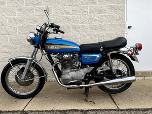 Picture of 1973 Yamaha TX650 For Sale
