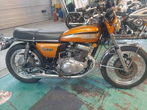 Picture of Yamaha TX OHC 750 1973 For Sale