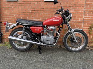 Picture of 1977  Yamaha XS 650