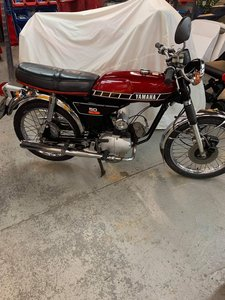 Picture of 1981  Yamaha FS1E DX