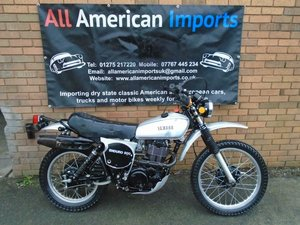 Picture of YAMAHA XT500 ENDURO ROAD LEGAL BIKE (1978) SOLD
