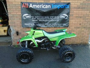 Picture of YAMAHA YFZ350 TWIN BANSHEE QUAD (2001) SOLD