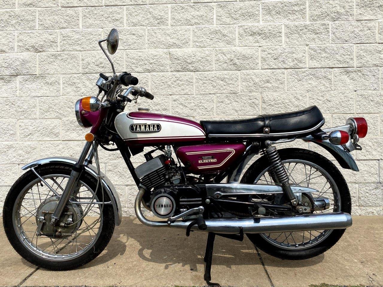 1973 Yamaha CS5 SOLD (picture 1 of 7)