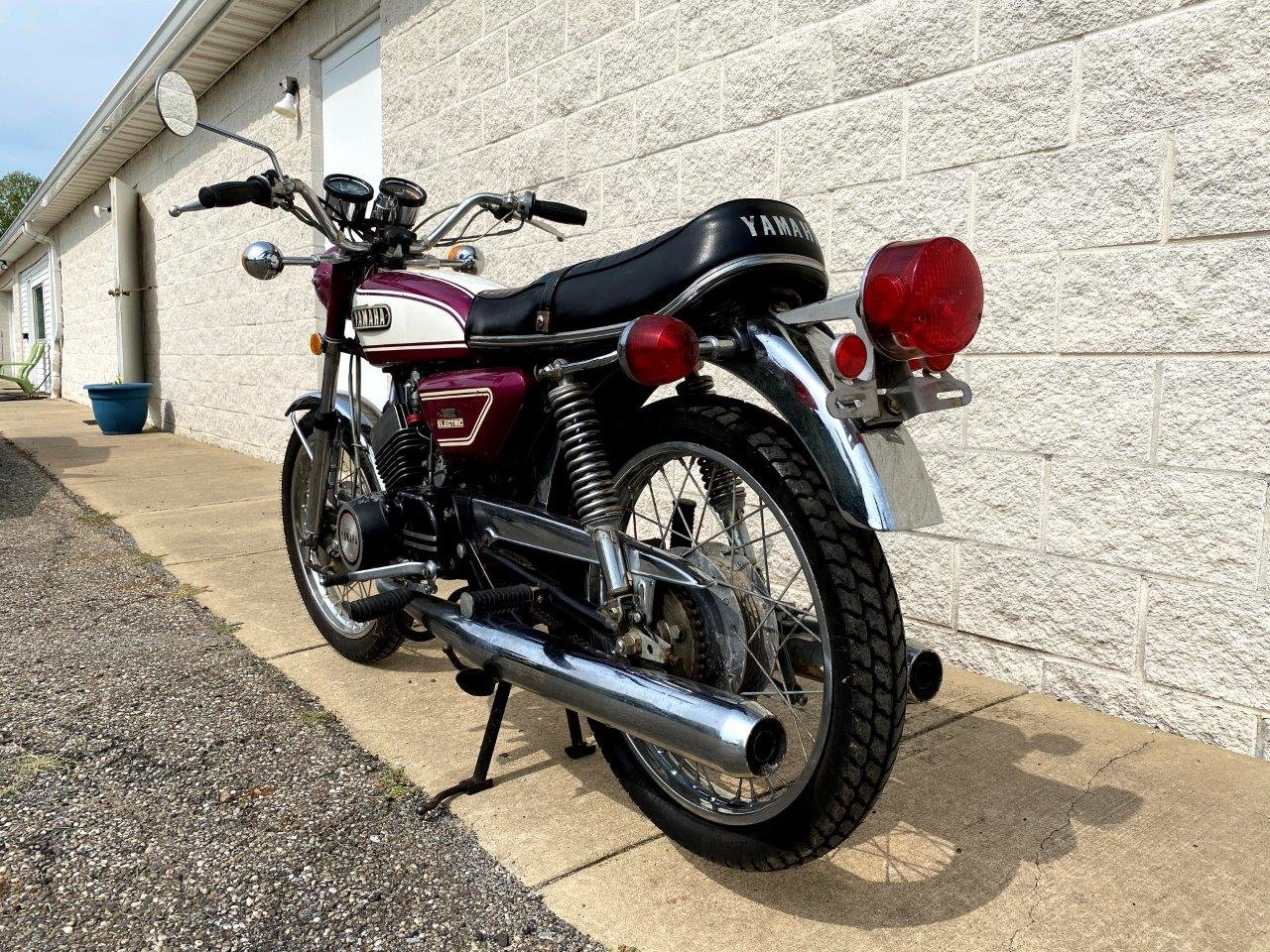 1973 Yamaha CS5 SOLD (picture 5 of 7)