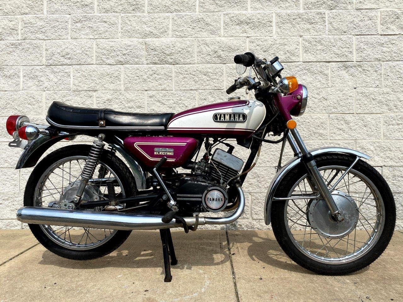 1973 Yamaha CS5 SOLD (picture 6 of 7)