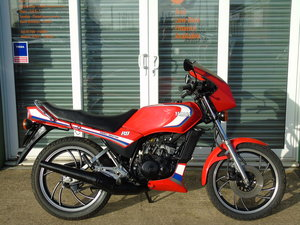 Yamaha RD125 RD 125LC 1986 Matching Frame & Engine Numbers