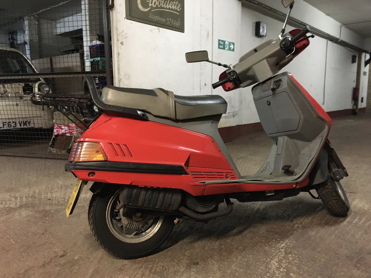 1996 Yamaha Beluga 125cc VGC For Sale (picture 1 of 7)