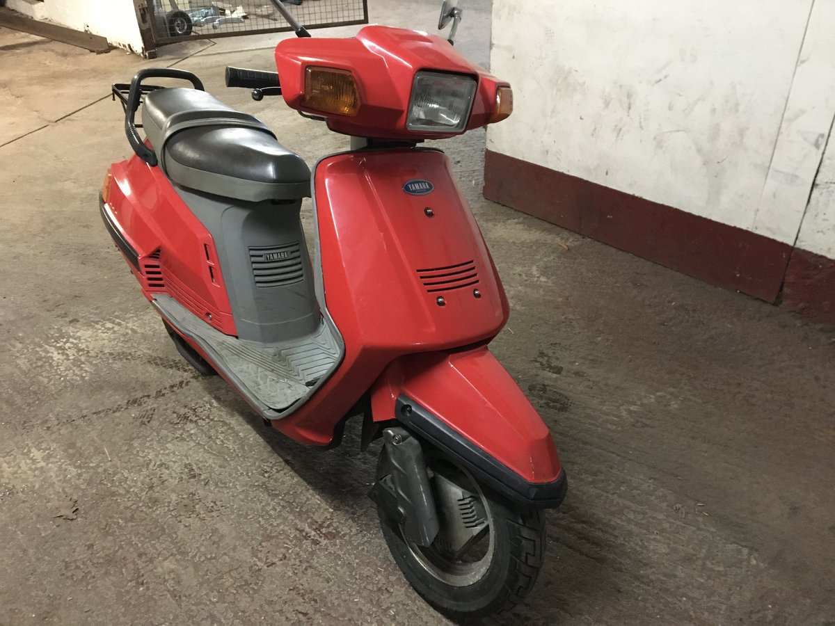 1996 Yamaha Beluga 125cc VGC For Sale (picture 4 of 7)