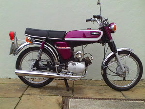 Picture of 1974 YAMAHA FS1E SOLD