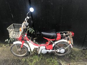 Yamaha QT50 **Barn find**