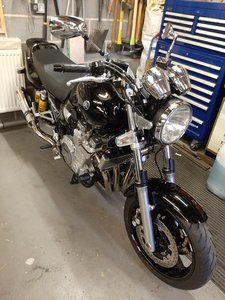 Stunning very low mileage Yamaha XJR1300