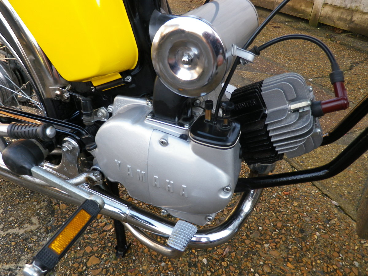 1976 Yamaha FS1E FSIE DX Full restoration For Sale (picture 4 of 12)