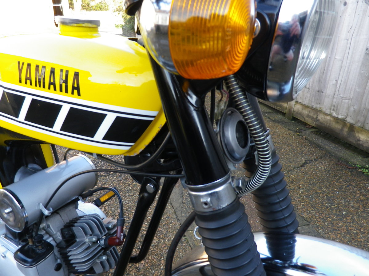 1976 Yamaha FS1E FSIE DX Full restoration For Sale (picture 6 of 12)