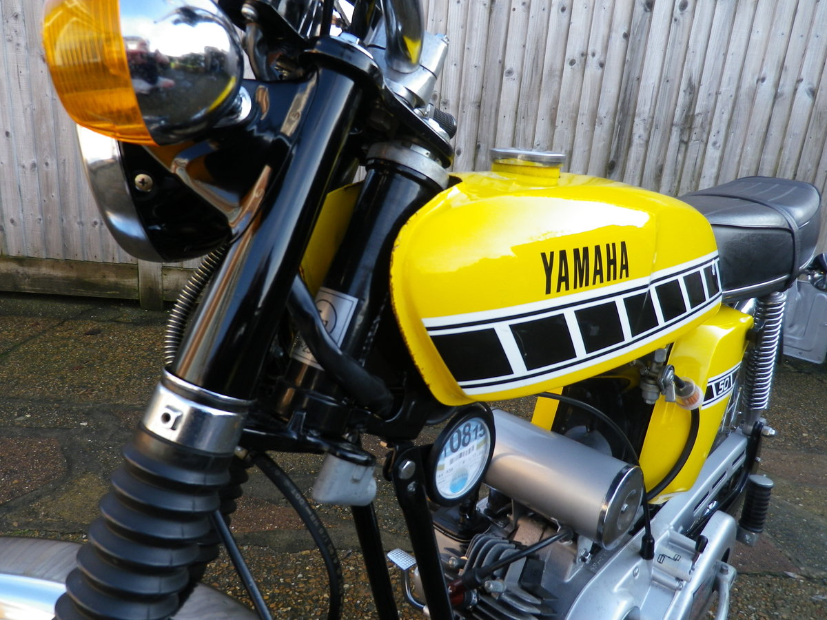 1976 Yamaha FS1E FSIE DX Full restoration For Sale (picture 11 of 12)