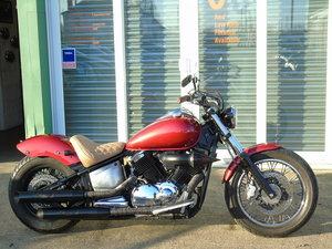 Yamaha XVS1100 Dragstar Drag Star Bobber