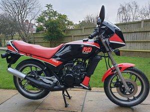 Superb low mileage original Yamaha RD125LC YPVS