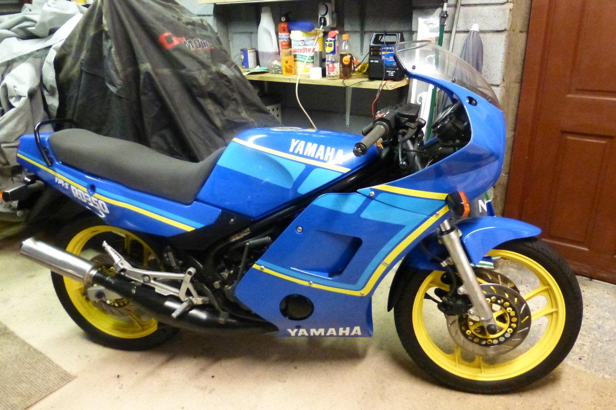 Yamaha RD350 R YPVS Immaculate