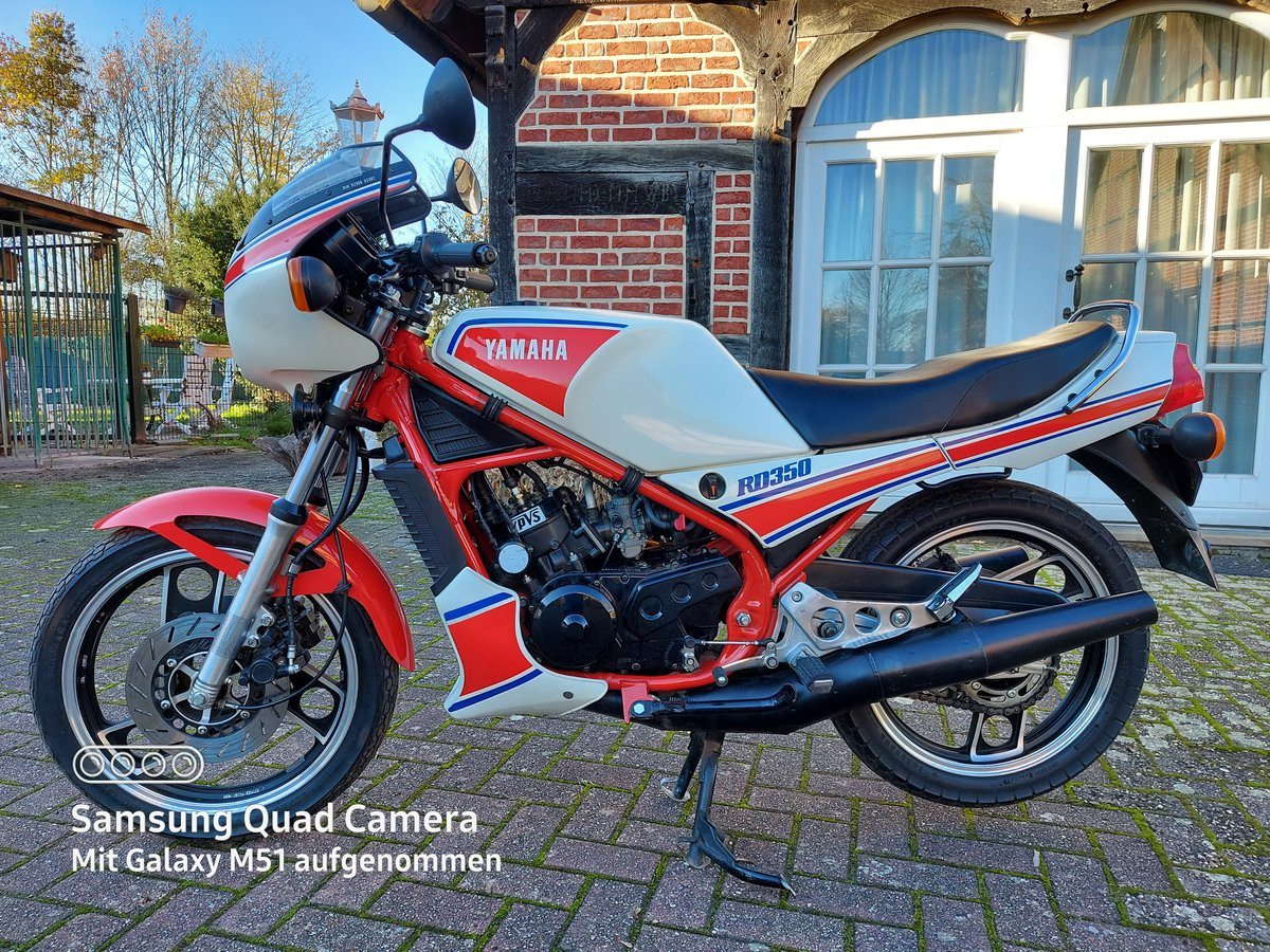 1983 Yamaha RD350 For Sale (picture 1 of 12)