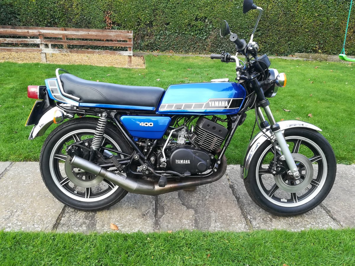 1978 Yamaha RD400 Classic For Sale (picture 1 of 12)