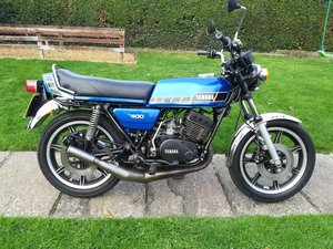 Yamaha RD400 Classic