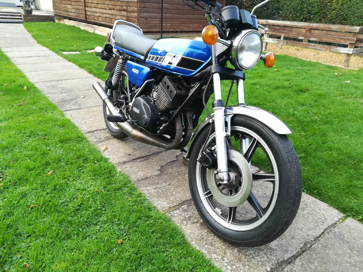 1978 Yamaha RD400 Classic For Sale (picture 6 of 12)