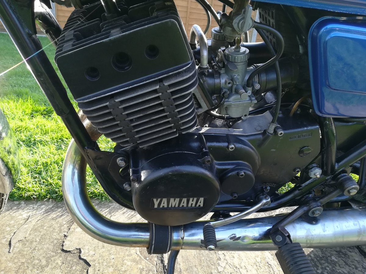 1978 Yamaha RD400 Classic For Sale (picture 11 of 12)