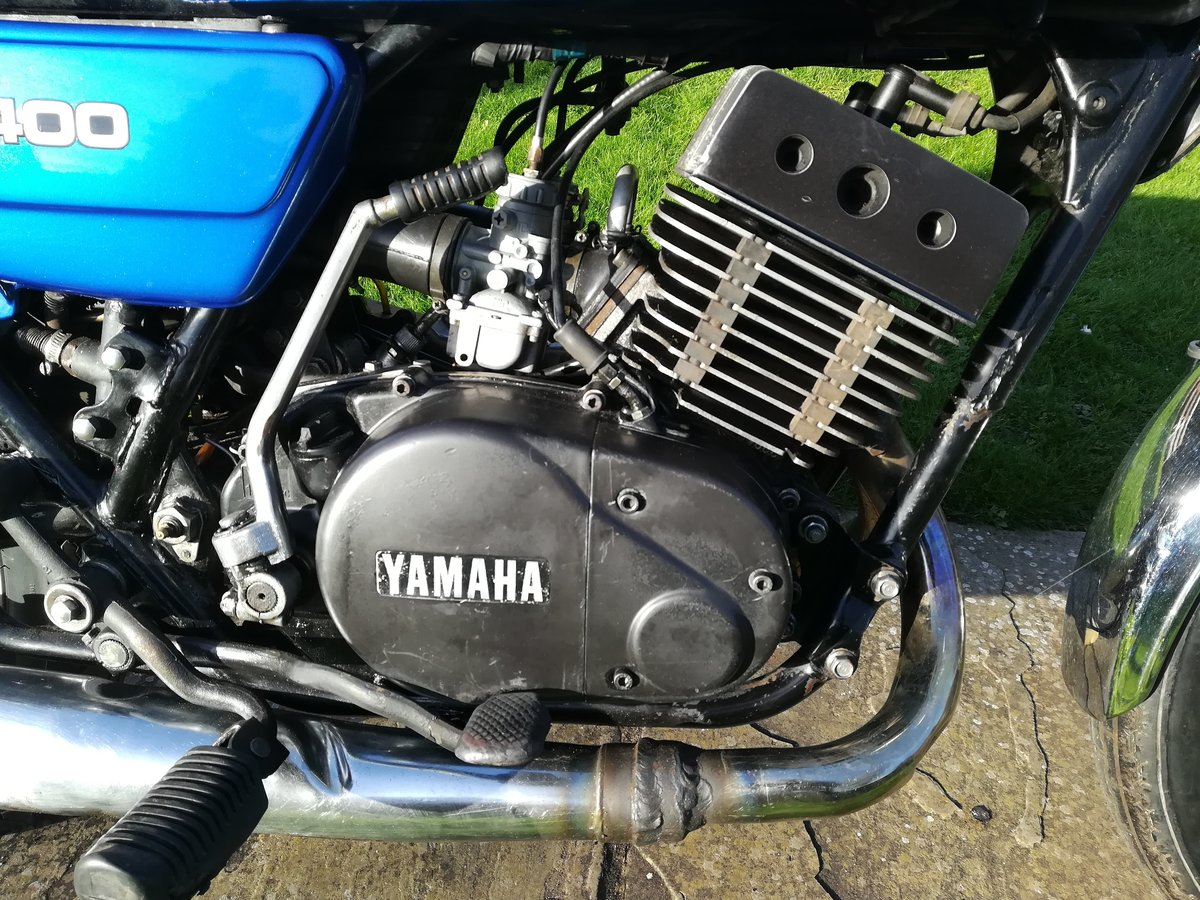 1978 Yamaha RD400 Classic For Sale (picture 12 of 12)