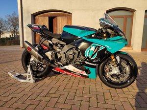 Yamaha R1 MotoGP Replica Petronas