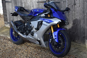 Picture of Yamaha YZF-R1 2CR (2 owners, Titanium Akrapovic) 2015 15 Reg SOLD
