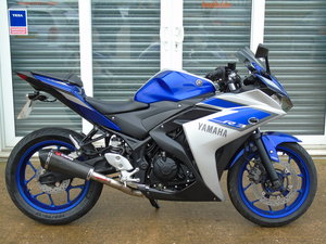 Yamaha YZFR3 ABS 2017, Only 1 Owner From New