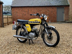 Picture of 1976 Yamaha FS1E DX Beautifully Restored SOLD