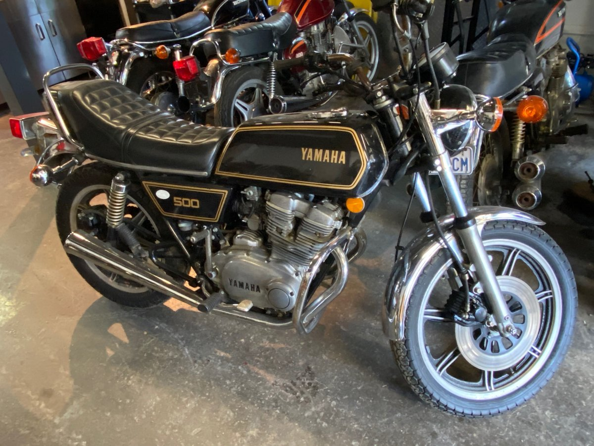 1978 Yamaha XS500  21010 For Sale (picture 1 of 12)
