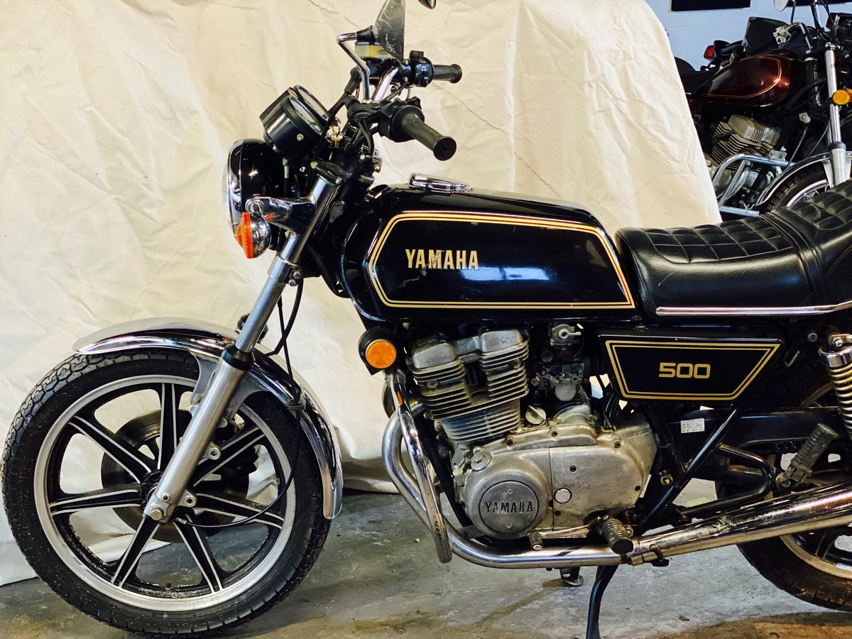 1978 Yamaha XS500  21010 For Sale (picture 2 of 12)