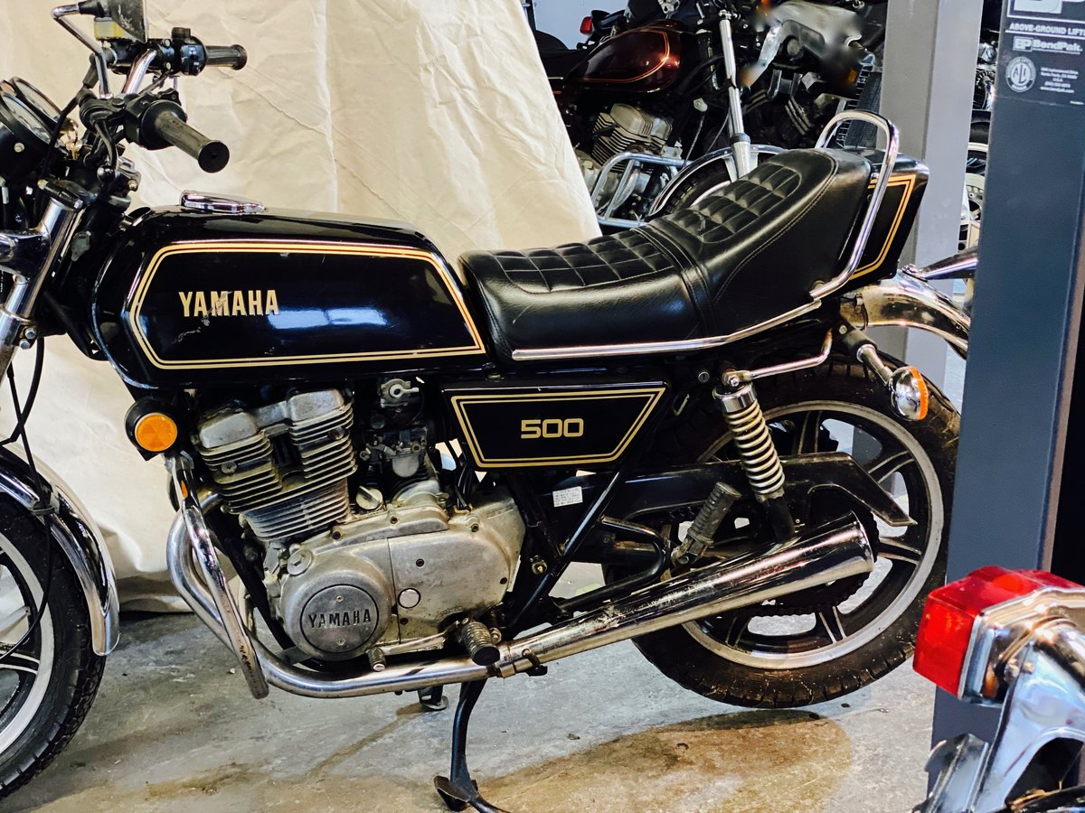 1978 Yamaha XS500  21010 For Sale (picture 3 of 12)