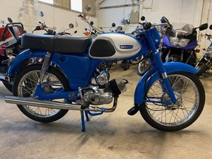 Picture of Beautifully restored 1963 Yamaha YG1 For Sale