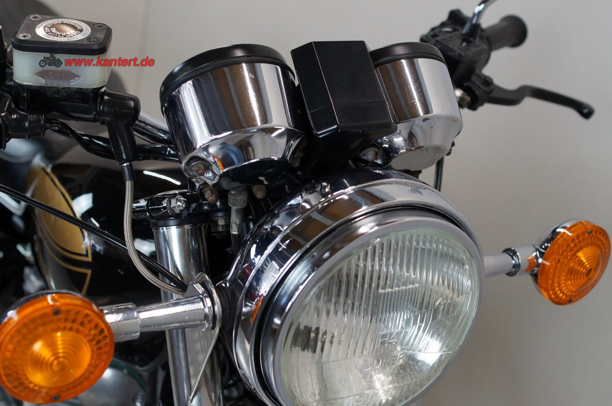 1982 Yamaha XS 650 type 447, with 850 cc For Sale (picture 7 of 12)