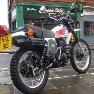 Picture of 1977 XT500 Enduro Restored Rebuilt, RESERVED FOR RICHARD. SOLD