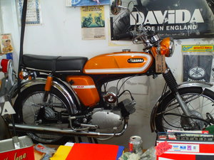 Picture of 1973 YAMAHA FS1E SS SOLD