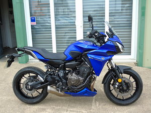 Picture of 2017 Yamaha MT 07 Tracer 700 MT07 ABS Service History For Sale