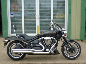 Picture of 2004 Yamaha XV1700 Warrior Only 2000 Miles, 1 Owner From New For Sale