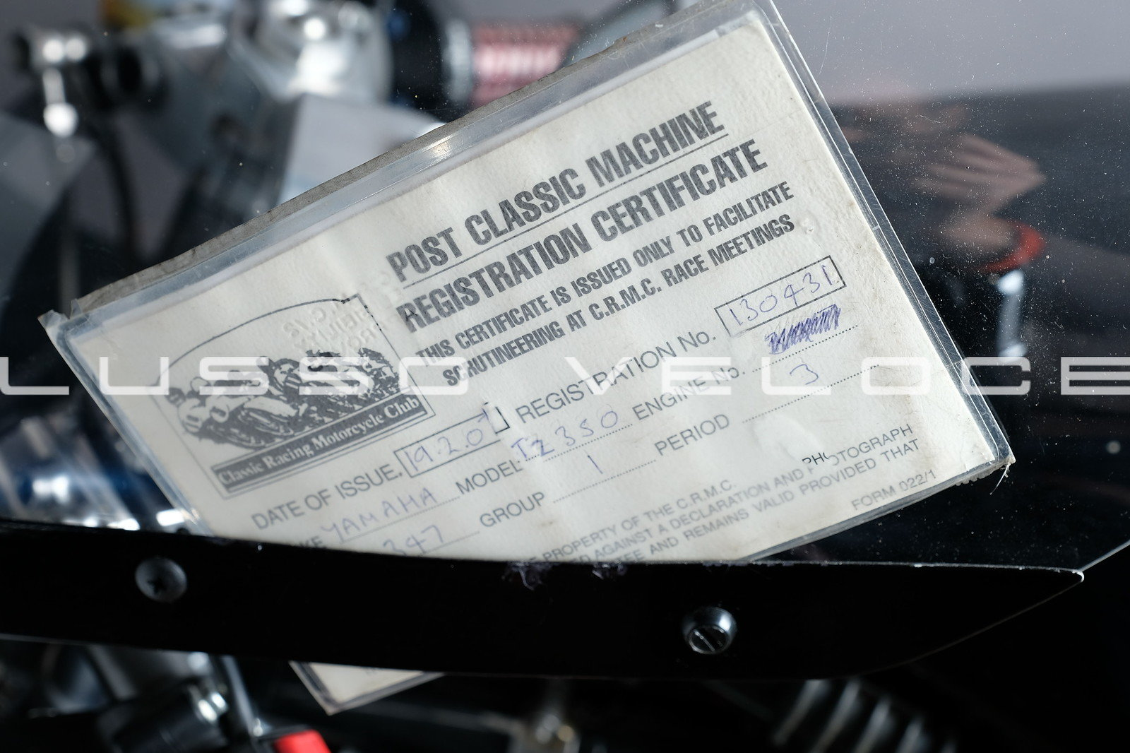 1982 Yamaha Harris TZ 350 GP For Sale (picture 10 of 19)