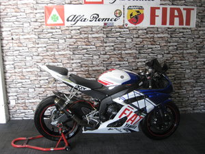Picture of 2013 63-reg Yamaha YZF R6 Factory Fiat Yamaha colour from ne For Sale