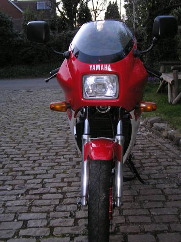 Yamaha RD350 YPVS - 1 X LADY OWNER 1990-2010! SOLD | Car And
