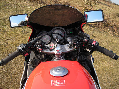 1985 Yamaha RZV500R, RD500, RZ500 SOLD | Car And Classic