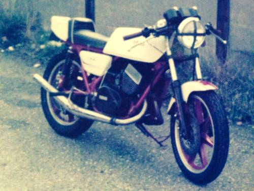 1979 YAMAHA RD400 - 350 - 250 Wanted (picture 2 of 3)
