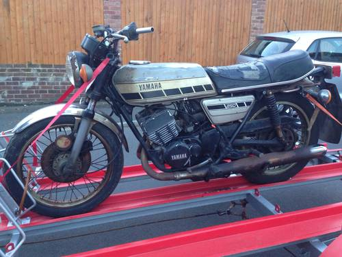 1979 YAMAHA RD400 - 350 - 250 Wanted (picture 3 of 3)