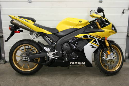2006 Yamaha YZF R1 LE 50th anniversary BRAND NEW 0miles For