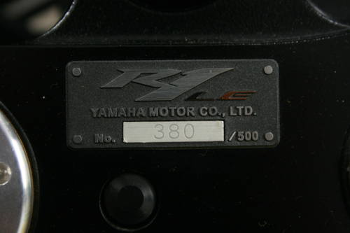 2006 Yamaha YZF R1 LE 50th anniversary BRAND NEW 0miles For Sale (picture 5 of 6)
